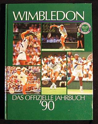 Wimbledon. Das offizielle Jahrbuch '90.